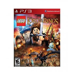 LEGO The Lord Of The Rings Game For PS3