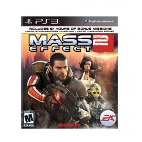Mass Effect 2 Game For PS3