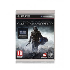 Middle Earth Shadow Of Mordor Game For PS3