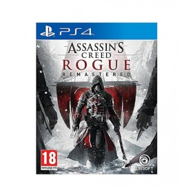 Assassin's Creed Rogue Remastered Game For PS4