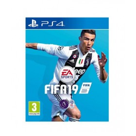 FIFA 19 Game For PS4 - Region 2