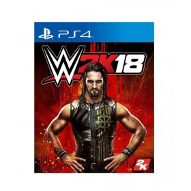 WWE 2K18 Game For PS4