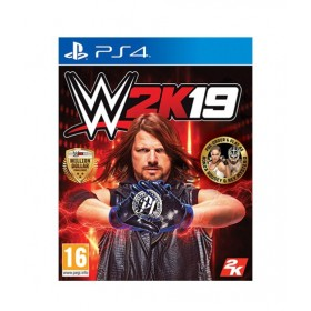 WWE 2K19 Game For PS4