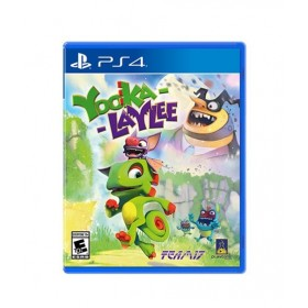 Yooka-Laylee Game For PS4