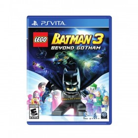 Lego Batman 3: Beyond Gotham Game For PS Vita