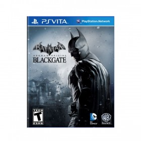 Batman Arkham Origins Blackgate Game For PS Vita
