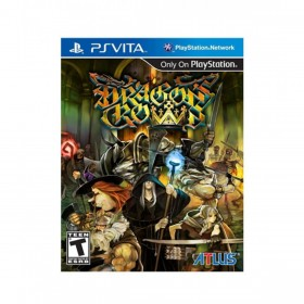 Dragon's Crown Game For PS Vita