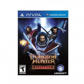 Dungeon Hunter Alliance Game For PS Vita