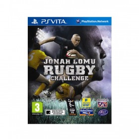 Jonah Lomu Rugby Challenge Game For PS Vita
