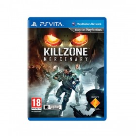 Killzone Mercenary Game For PS Vita