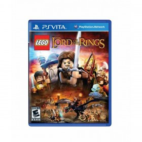 Lego Lord Of The Rings Game For PS Vita