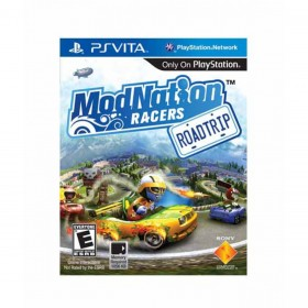 Modnation Racers Road Trip Game For PS Vita