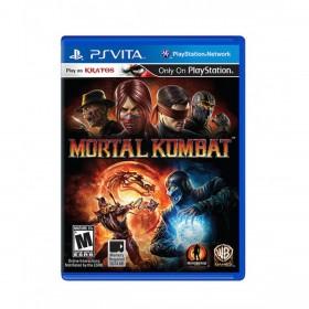 Mortal Kombat Game For PS Vita
