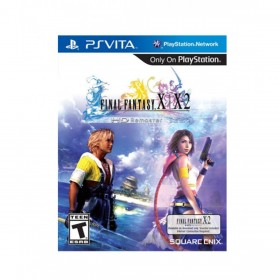 Final Fantasy X|X-2 HD Remaster Game For PS Vita