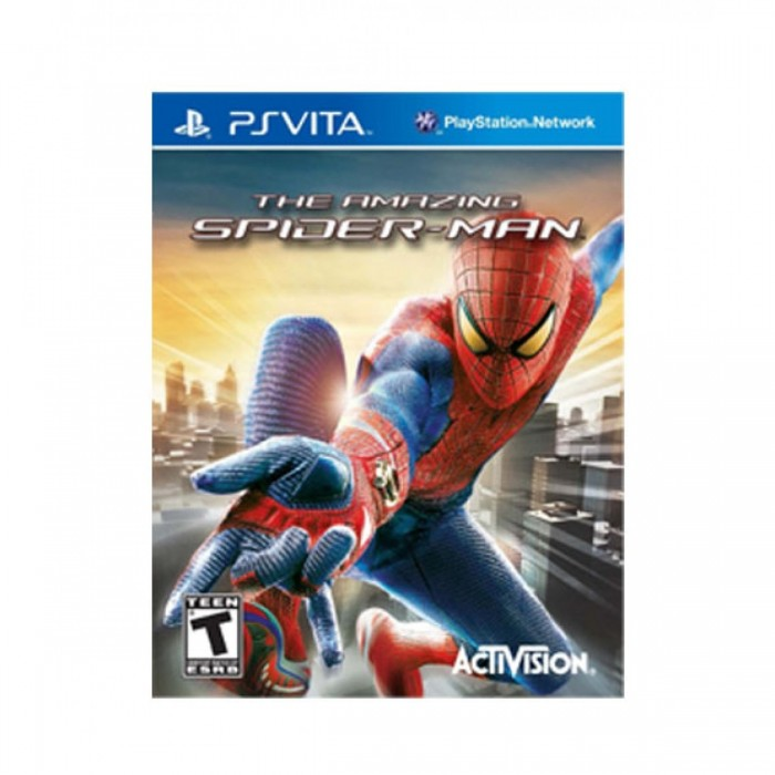 Amazing Spiderman Game For PS Vita