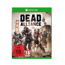 Dead Alliance Game For Xbox One