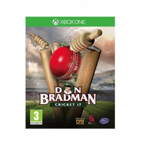 Don Bradman Cricket 17 Game For Xbox One