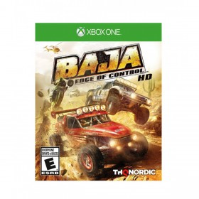 Baja: Edge Of Control HD Game For Xbox One