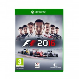 F1 2016 Game For Xbox One