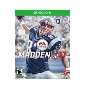 Madden NFL 17 Standard Edition Game For Xbox One