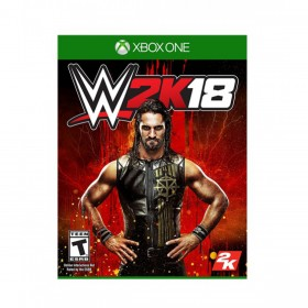 WWE 2K18 Game For Xbox One