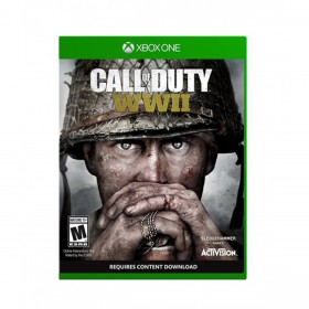 Call of Duty: WWII Standard Edition Game For Xbox One