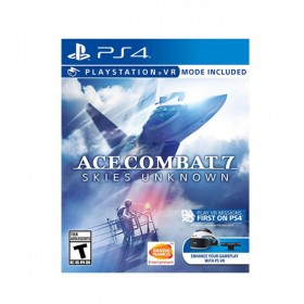 Ace Combat 7: Skies Unknown Game For PS4