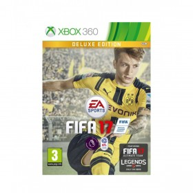 FIFA 17 - Deluxe Edition Game For Xbox 360