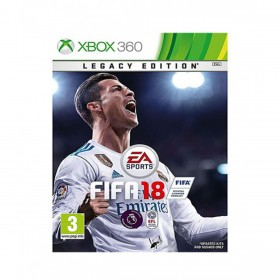FIFA 18 Legacy Edition Game For Xbox 360