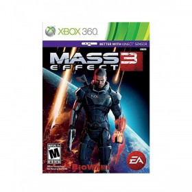 Mass Effect 3 Game For Xbox 360