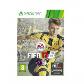 FIFA 17 Standard Edition Game For Xbox 360