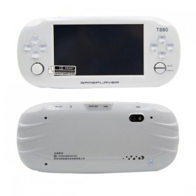 Psp Extreme Game With Camera & Torch White (PX-9848)