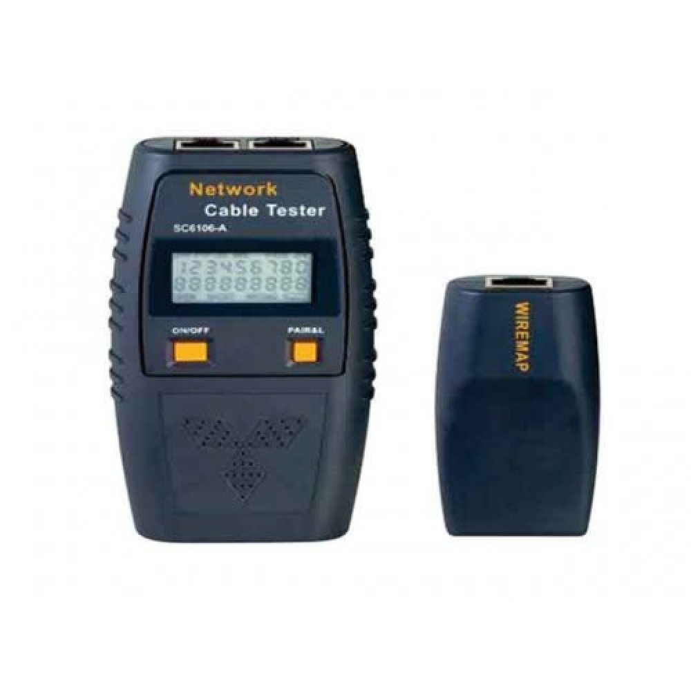 SC6106 CABLE TESTER DIGITAL available at Priceless pk in