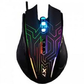 A4TECH X87 Gaming Mouse LED