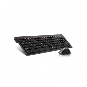 9500F (GX-100 G9-500F) A4TECH PADLESS WIRELESS KEYBOARD MOUSE SET