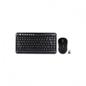 3300N (GL-5+G3-300N) (MINI) A4TECH PADLESS MINI WIRELESS KEYBOARD+MOUSE SETS (WITHOUT NUMERIC)