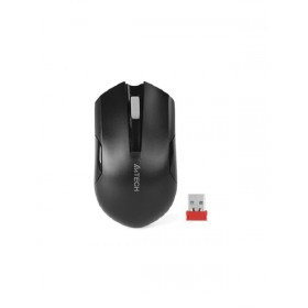 A4tech G11-200N Padless Rechargeable Wireless Mouse Metal Feet
