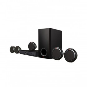 LG 5.1ch 300 Watts DVD Home Theater System (DH3140)