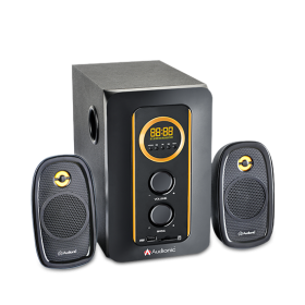 AUDIONIC AD-3500 2.1 SPEAKER (USB/SD/BLUETOOTH/ REMOTE)