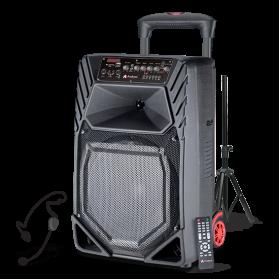 Audionic  Majlis M-125 Extra Bass Speaker