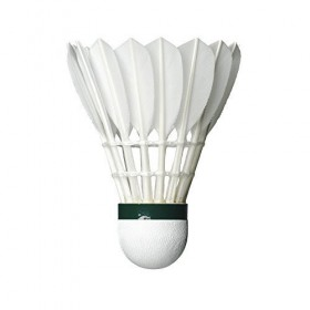 Badminton Feather Shuttle Cock Pack Of 12