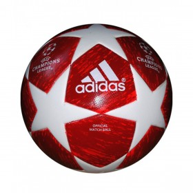 Champions League Football Red