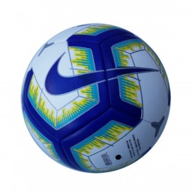 Nike English Premier League 2018-19 Football Blue/Yellow
