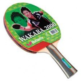 Butterfly Wakaba 2000 Racket