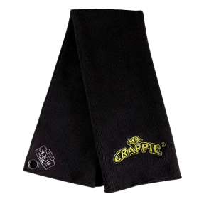 Buck Knives Mr. Crappie Towel