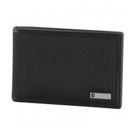 ALTIUS BEIJING Tri-Fold Wallet - Black