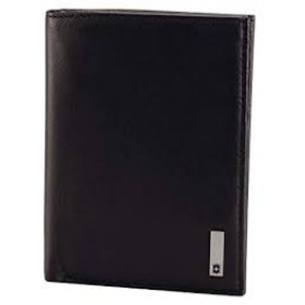 ALTIUS GRENOBLE Bi-Fold Wallet - Black