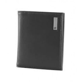 ALTIUS ANTWERP Leather Card Case - Black