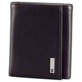 ALTIUS ATHENS Tri-Fold Wallet - Black