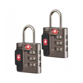TRAVEL SENTRY® APPROVED COMBINATION LOCK SET